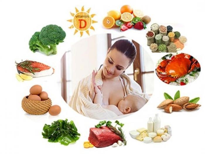 Những thực phẩm mẹ nên ăn để có sữa mát và thơm hơn cho bé