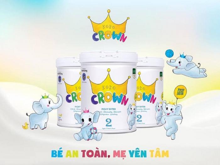 Koko Crown – Hiểu điều mẹ muốn