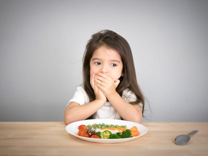 Cách cải thiện chứng biếng ăn ở trẻ nhỏ