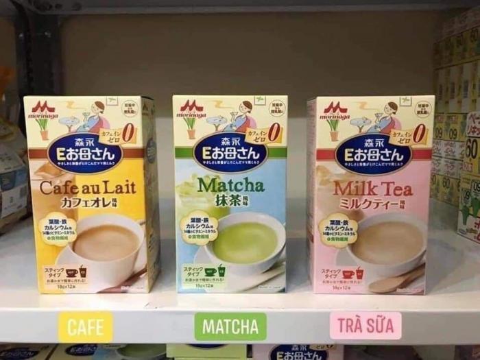 Cách phân biệt sữa bầu Morinaga giả và thật trên thị trường hiện nay