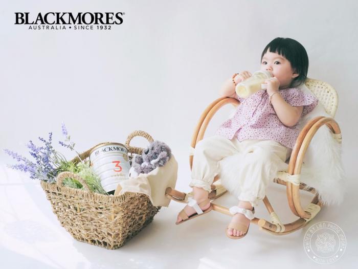 Cùng chuyên gia dinh dưỡng giải đáp sữa Blackmores có tăng cân không?
