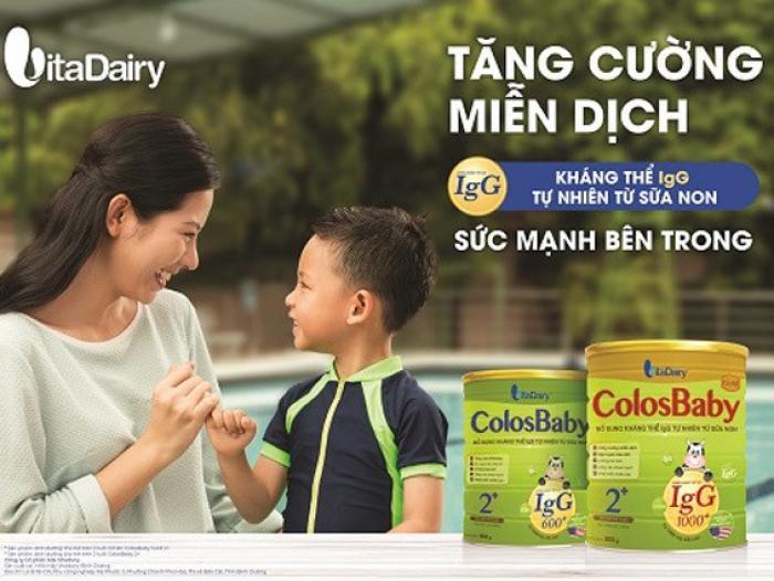 Sữa Colosbaby 0 có tốt không?