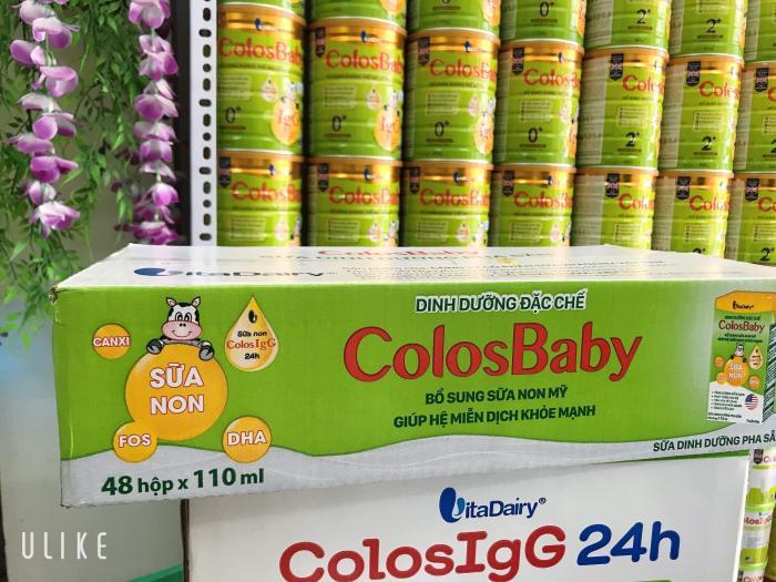 Sữa Colosbaby 0 giá bao nhiêu? Mua ở đâu chính hãng?