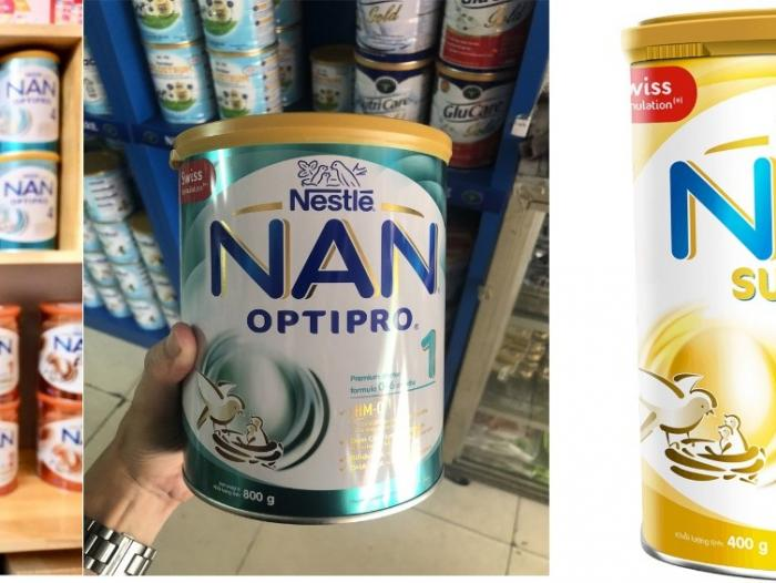 Sữa Nan 1 giá bao nhiêu? Mua ở đâu chính hãng?