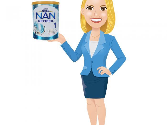 Cập nhật bảng giá sữa Nan Nga số 1 mới nhất hiện nay