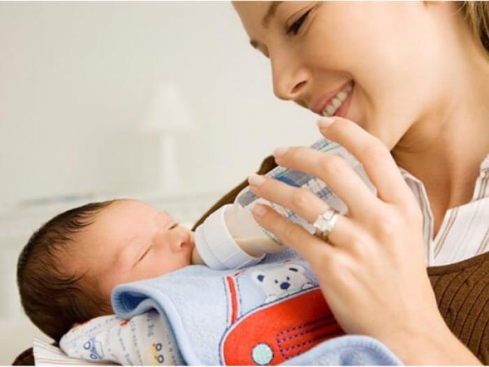 Những lưu ý khi cho bé sử dụng sữa non ILDong Hàn Quốc