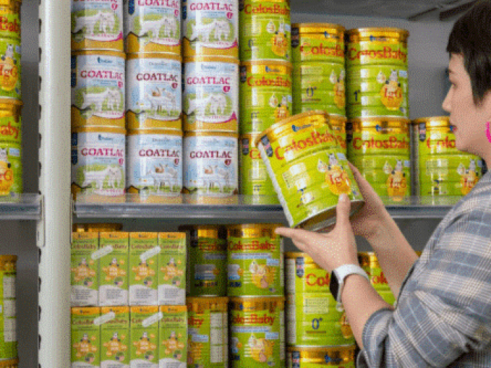 Sữa Colosbaby mua ở đâu chính hãng giá tốt tại TP.HCM