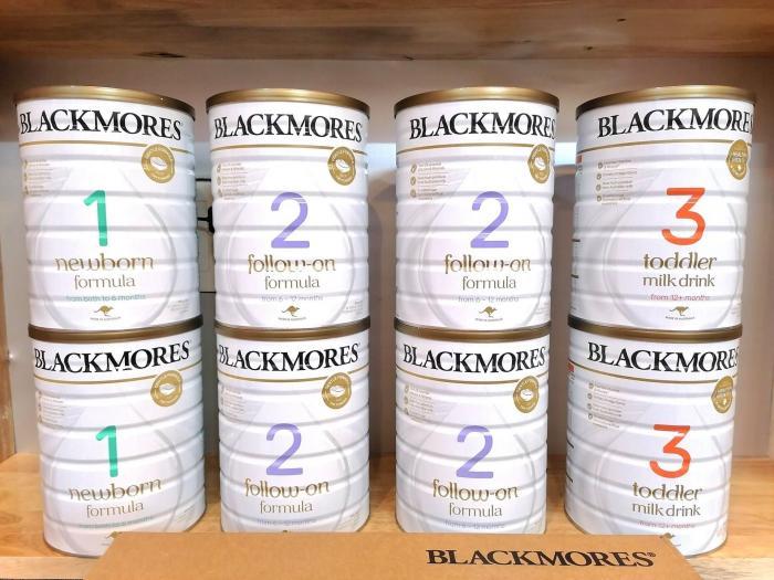 Sữa Blackmores cho trẻ sơ sinh có gây táo bón không?