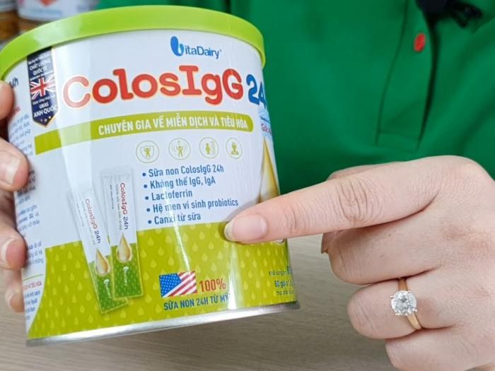 Sữa non Colosbaby số 0 – Bổ sung kháng thể vàng cho con khôn lớn tự nhiên