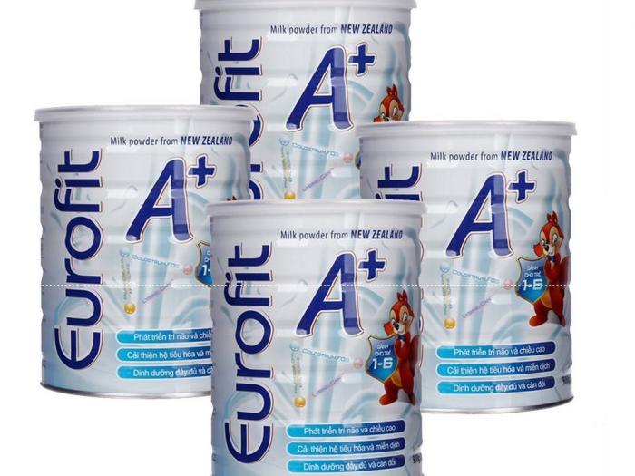Hướng dẫn chi tiết cách sử dụng sữa Eurofit A+ 900g đúng chuẩn