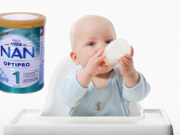 Những điều cần biết khi chọn sữa Nan cho trẻ sơ sinh