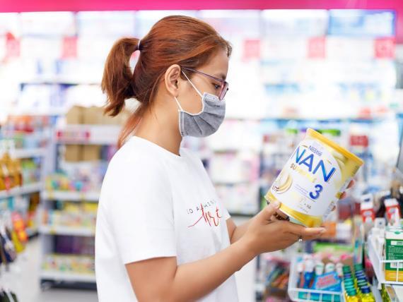 Sữa Nan Supreme có tốt không?