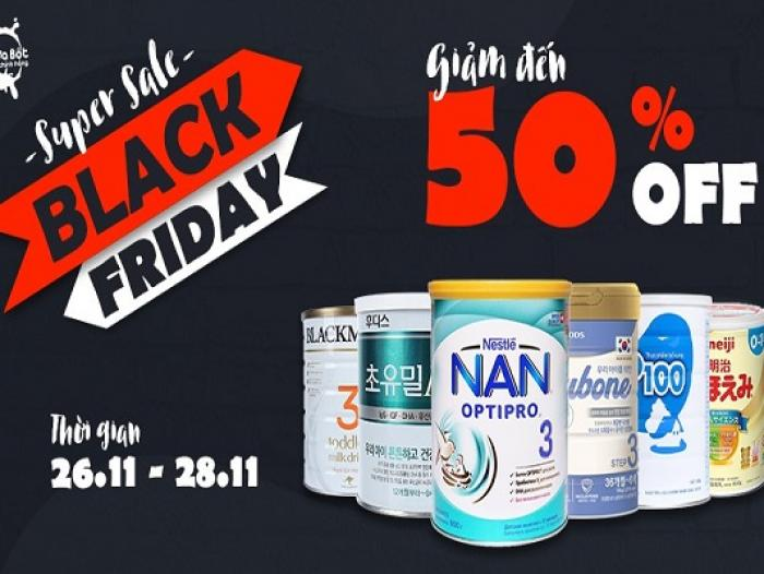 BLACK FRIDAY - SALE NGẤT NGÂY