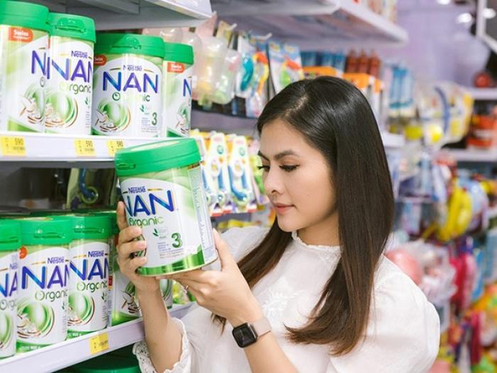 Sữa Nan Organic có tốt không?