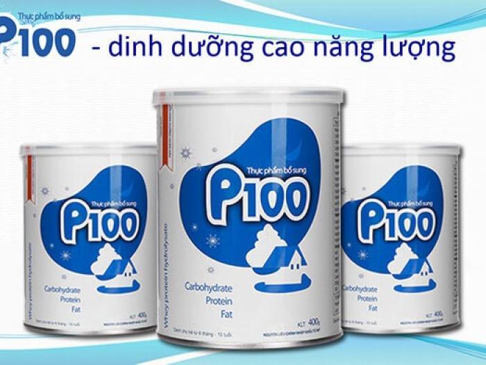 Sữa P100 có tốt không?
