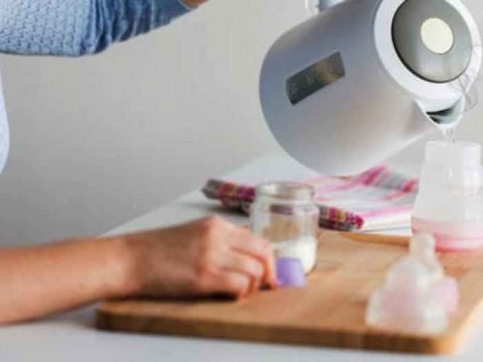 Mách mẹ cách pha sữa XO cho trẻ sơ sinh giúp bé hấp thu trọn vẹn chất dinh dưỡng