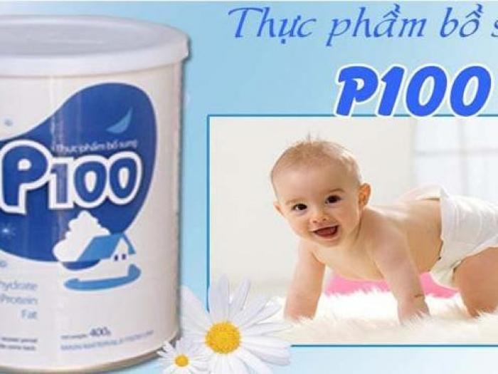 Tổng hợp Review của các mẹ đã cho con uống sữa P100 Viện dinh dưỡng