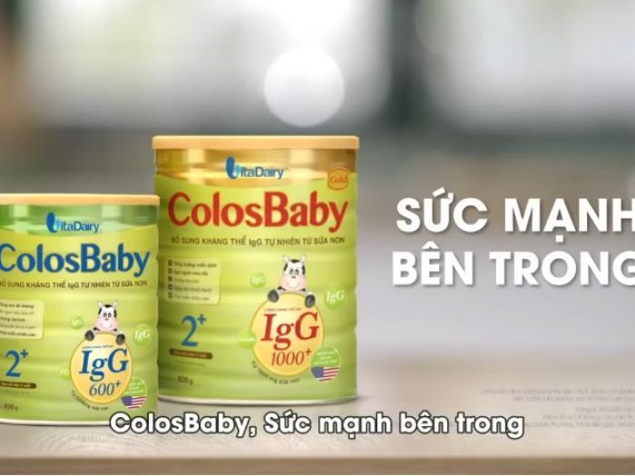 Hướng dẫn cách pha sữa Colosbaby số 2 giúp bé tăng cường hệ miễn dịch
