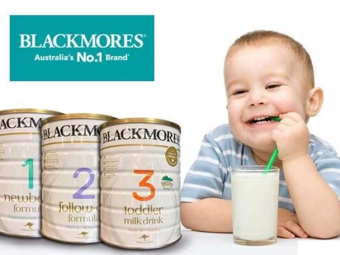 Review sữa Blackmores số 2 của các mẹ đã sử dụng cho bé yêu