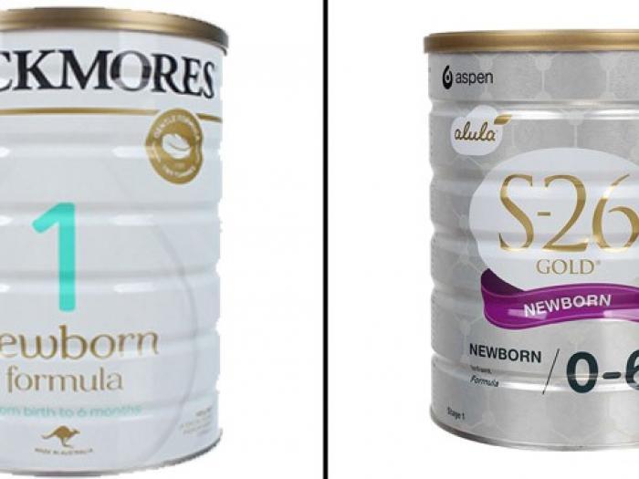 Nên chọn sữa Blackmores hay sữa S26 thì tốt cho bé hơn?