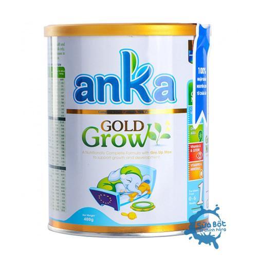 SỮA Anka Gold Grow 1 400G (cho trẻ từ 0 - 6 tháng tuổi)