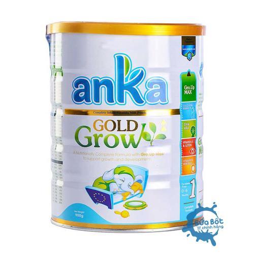 SỮA Anka Gold Grow 1 900G (cho trẻ từ 0 - 6 tháng tuổi)