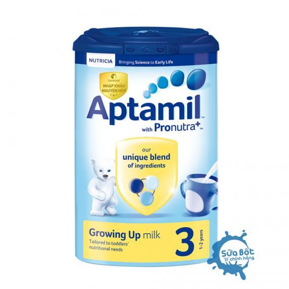 Sữa Aptamil Anh 3 900g (cho trẻ từ 1-2 tuổi)