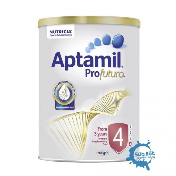 Sữa Aptamil Úc số 4 900g (dành cho trẻ trên 3 tuổi)