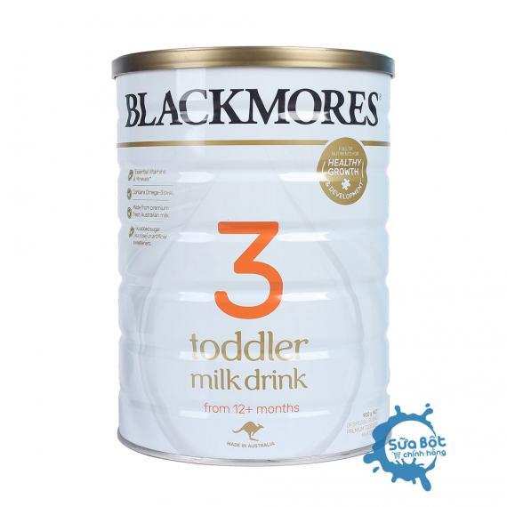 Sữa Blackmores số 3 900g (dành cho trẻ trên 1 tuổi)