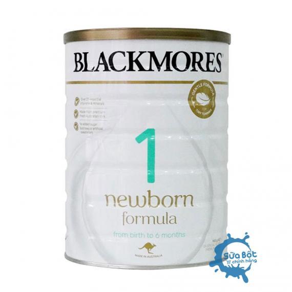 Sữa Blackmores số 1 900g (dành cho trẻ 0-6 tháng)