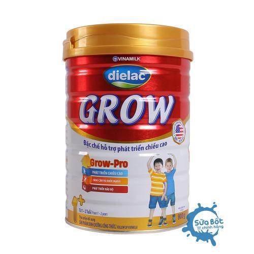 Sữa Dielac Grow 1+ 900g (dành cho trẻ từ 1-2 tuổi)