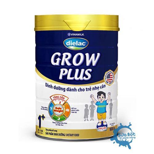Sữa Dielac Grow Plus 1+ Xanh 900g (dành cho trẻ biếng ăn từ 1-2 tuổi)