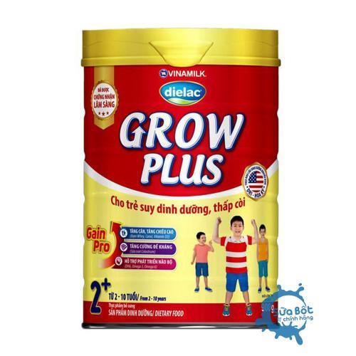 Sữa Dielac Grow Plus 2+ 900g (dành cho trẻ nhẹ cân từ 2-10 tuổi)