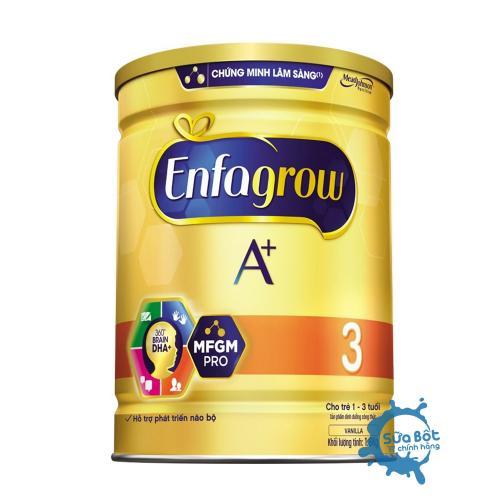 Sữa Enfagrow A+ 3 DHA + MFGM Pro 1,8kg (dành cho trẻ từ 1-3 tuổi)