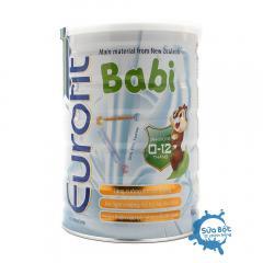 Sữa eurofit Babi 900g (dành cho trẻ từ 0 - 12 tháng)
