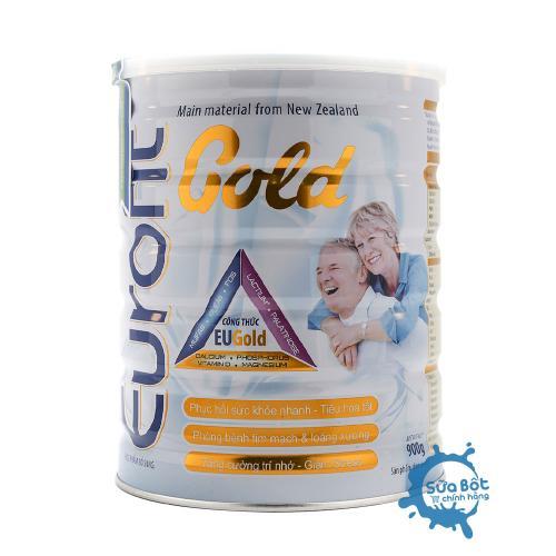 Sữa Eurofit Gold | SỮA TĂNG CƯỜNG DINH DƯỠNG & SỨC KHỎE CHO NGƯỜI LỚN TUỔI