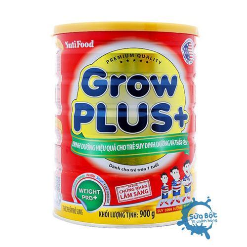 Sữa Grow Plus+ đỏ 900g (dành cho trẻ trên 1 tuổi)
