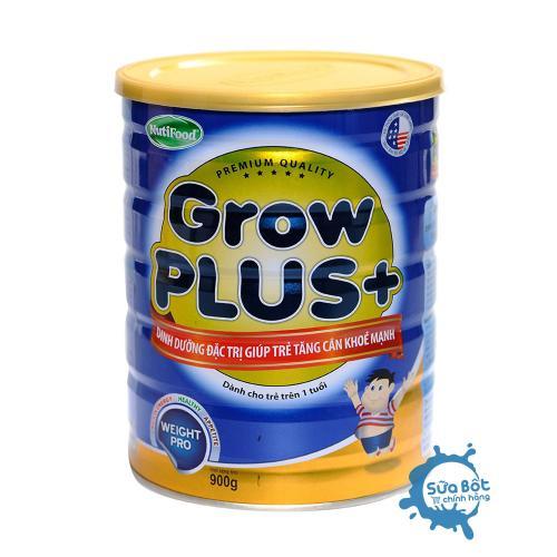 Sữa Grow Plus+ xanh 900g (dành cho trẻ từ 1 tuổi trở lên)