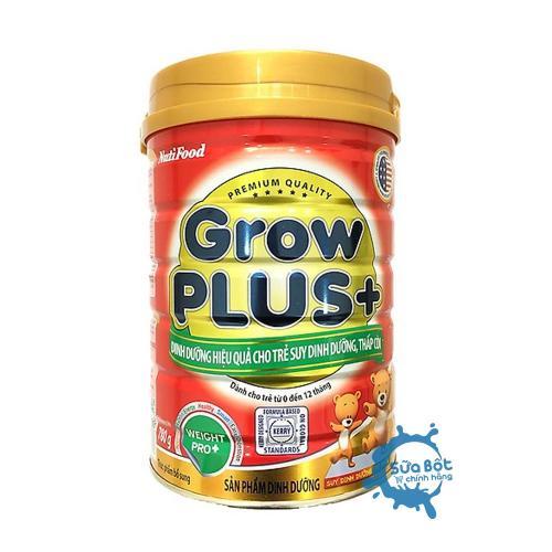 Sữa Grow Plus+ đỏ 780g (dành cho trẻ từ 0 - 12 tháng)