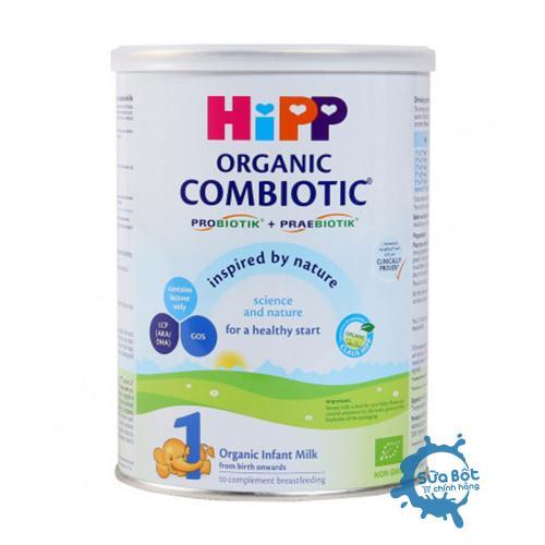 Sữa HiPP Combiotic 1 Organic 800g (dành cho trẻ từ 0-6 tháng)