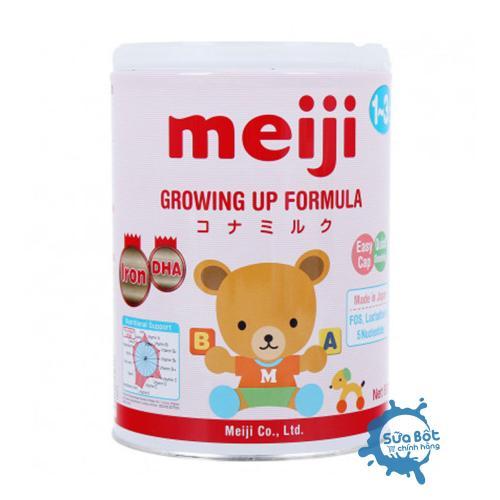 Sữa Meiji 9 800g (dành cho bé từ 1-3 tuổi)