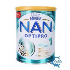 Sữa Nan Optipro 1 800g (dành cho trẻ từ 0-6 tháng)
