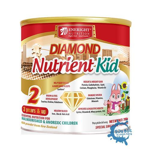 Sữa Diamond Nutrient Kid 2 (dành cho trẻ trên 3 tuổi)