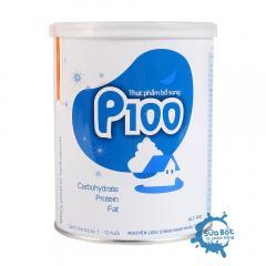 Sữa tăng cân P100 400g (dành cho trẻ thiếu cân, suy dinh dưỡng)