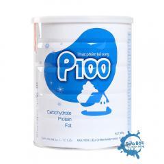 Sữa tăng cân P100 900g (dành cho trẻ thiếu cân, suy dinh dưỡng)