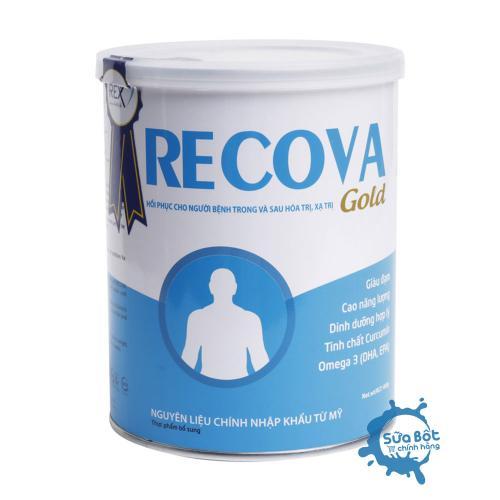 Sữa Recova dành cho người ung thư