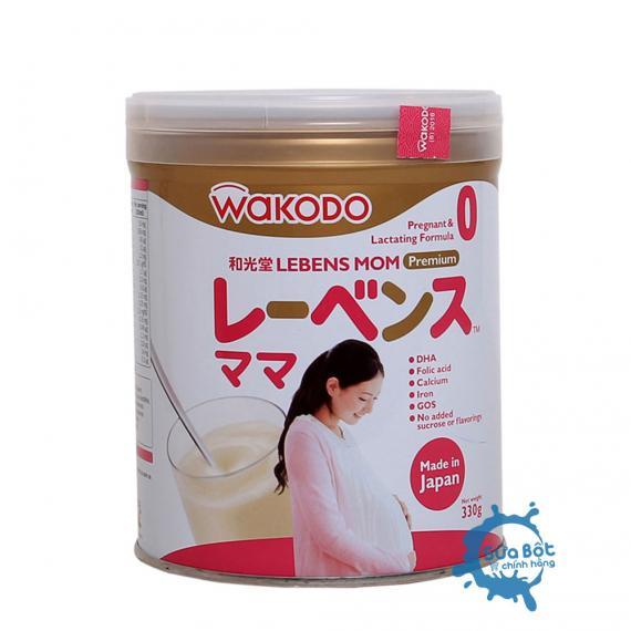 Sữa Wakodo Lebens Mom 330g