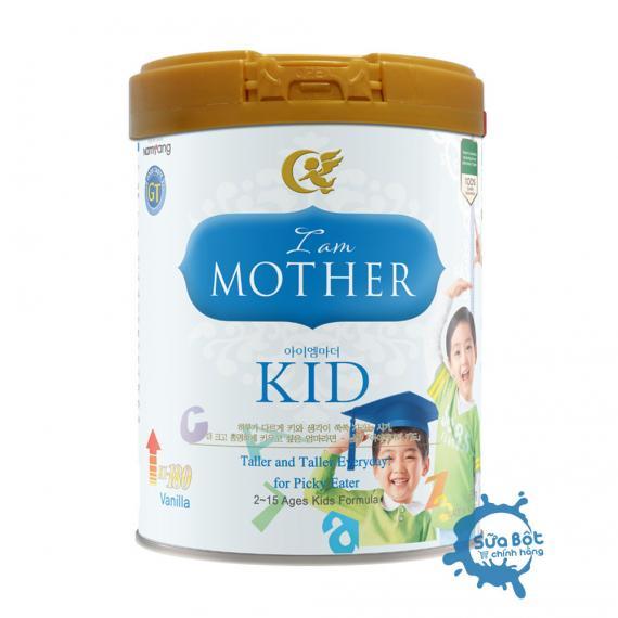 Sữa I am Mother Kid 800g (dành cho trẻ từ 2-15 tuổi)